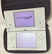 Nintendo DSi Console White + Case