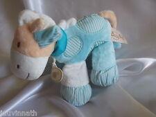 Doudou d'activités cheval, âne , Baby Nat, (Babynat)