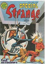 COMICS : SPECIAL STRANGE n° 07 marvel lug 10 mars 1977