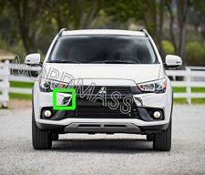 2016 MITSUBISHI ASX Outlander Sport Chrome Strip On Front Bumper Side Right
