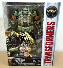 HASBRO TRANSFORMERS MOVIE 5 THE LAST KNIGHT HOUND PREMIER EDITION VOYAGER