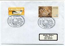 2002 Hoyerswerda 1 Wojerecy Deutschland Memorian Testpiloten Fluge Gagarin Jar