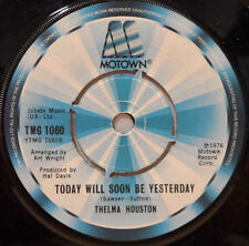"""Thelma Houston ?- Don't Leave Me This Way / Today Will Soon Be Yesterday 7"""" funk"""