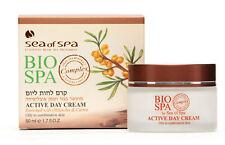Bio Spa Day Cream For Oily To Combination Skin By Dead Sea Of Spa 50ml
