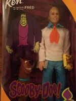 Martel / Barbie Scooby Doo  Figures