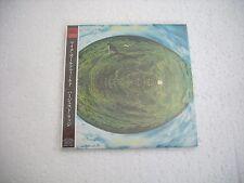 MIKE OLDFIELD / HERGEST RIDGE - JAPAN CD MINI LP