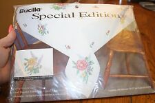 New Cross stitch table cloth kit (SR)