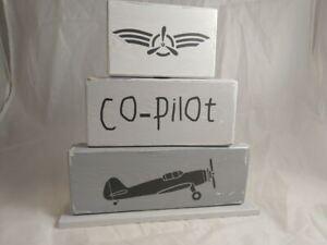 CO-PILOT DECOR