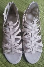 Nine West Gladiator Sandals Size 12