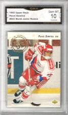 1992-93 Upper Deck #602 Pavol Demitra RC | Graded GEM MINT 10