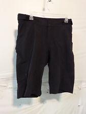 Louis Garneau Connector Cycling Shorts Men's XL Black Retail $99.99