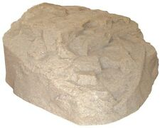 Landscape Boulder Rock Cover Hide Garden Lawn Sandstone Large Faux Stone Resin