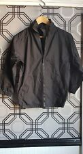 Jack in a Pack Waterproof Black Raincoat Size Age 9-10 years