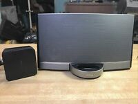 Bose Sound Dock Portable Digital Music System With Power Adapter N123