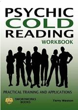 Psychic Cold Reading Workbook - Practical Training and Applications (Paperback o