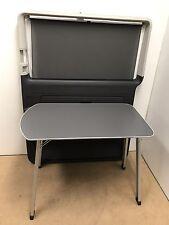 VW T5 Schiebetür Tuerverkleidung und Tisch California Camper Multivan Anthrazite
