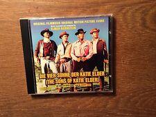 The Sons of Katie Elder / Vier Söhne [CD Score] Elmer Bernstein Johnny Cash