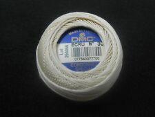 DMC Cordonnet Special Crochet Thread Size 30 Ecru 20g ball