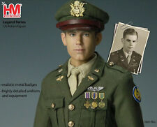 1/6 US Air Force Bud Anderson WW2 PILOT ACTION FIGURE SET HIGHLY DETAILED.