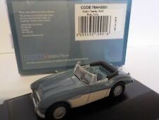 Austin Healey 3000 - Blue/Ivory  Oxford Diecast Model . 1/76  Dublo