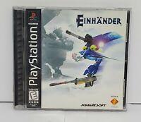 Einhander (Sony PlayStation 1, 1998) Used