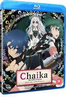 Chaika the Coffin Princess: Complete Season Collection Blu-Ray (2015) Souichi