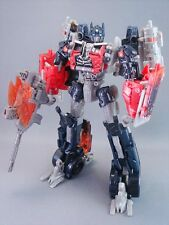 TAKARA TOMY TRANSFORMERS Dark Of The Moon MECHTECH DA24 Fireburst Optimus Prime