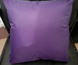 Waterproof Camping Garden Cushion Covers Furniture Outdoor Indoor Seats Purple