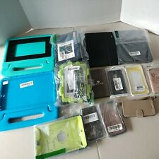 Mixed Lot of 14 New Cell Phone and Tablet Cases