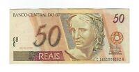 50 Reais Brasilien 1999 C317 / P.246d -  Brazil Banknote