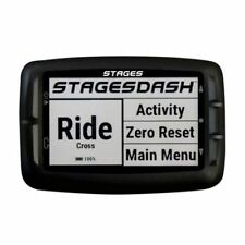 Stages Cycling Dash Bike Riding Cycle Data Computer With Bluetooth And ANT+