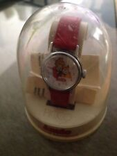 1979 Annie 7 jewel movement Character Watch by Picco in Box