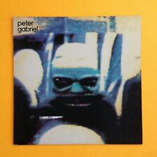 PETER GABRIEL Security GHS2011 Masterdisk LP Vinyl VG+ near ++ Sleeve