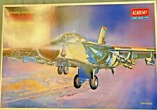 ACADEMY MINICRAFT 1:48 KIT GENERAL DYNAMICS F 111E STRATEGIC BOMBER #1689