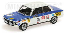 BMW 2002ti H J. Piece #36 Winner 24 H Nürnburgring 1970 1:43 Minichamps
