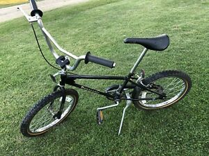 1970's Panasonic mx-750 bmx bike black gold vintage RARE