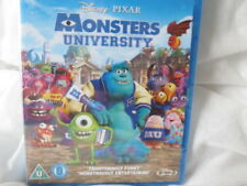 MONSTERS UNIVERSITY - BLU-RAY - BRAND NEW/FACTORY SEALED - Dispatch in 24 hours