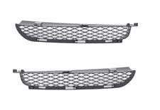 Griglia del paraurti Griglia di ventilazione Ant. SX DX BMW X5 E53 03-06 sopra