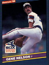 A0356- 1986 Donruss Baseball Cards 501-660 +Rookies -You Pick- 10+ FREE US SHIP