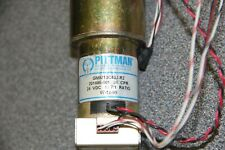 Pittman Ametek DC Gear Motor 24 VDC 19.7:1 Ratio GM9213C433-R2 with encoder
