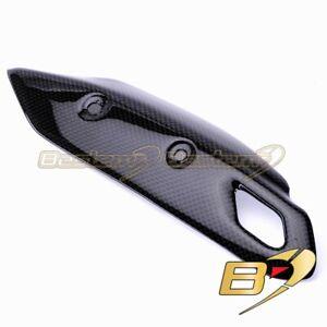 MV Agusta Brutale 675 800 100% Carbon Fiber Exhaust Cover Fairing