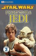 Star Wars: I Want to Be a Jedi - Ryder Windham, Simon Beecroft - DK Readers 3