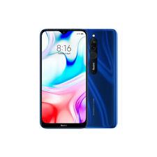 Xiaomi Redmi 8 4GB/64GB Dual Sim - Sapphire Blue