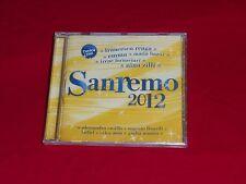 SANREMO 2012 COMPILATION GIALLA