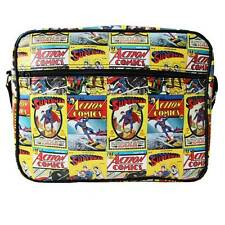 SUPERMAN MESSENGER BAG Comic Book Covers