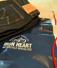 Iron Heart 21oz Selvedge Denim Slim Straight Cut Jeans - IH-666S-21 Japanese 38