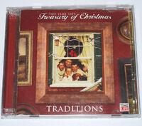 Time Life Treasury of Christmas Tradition 2 cd set Norman Rockwell holiday music