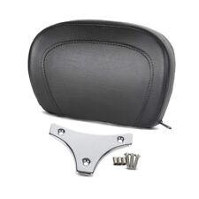Sissybar espalda acolchado c1 para Harley Davidson Road Glide Custom 10-13