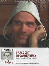 Dvd **I RACCONTI DI CANTERBURY** di Pier Paolo Pasolini nuovo Digipak 1971