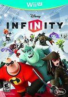Disney Infinity Game Only Nintendo Wii For Wii U Very Good 0E